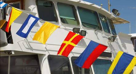 Marine flags 2