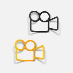 realistic design element: video