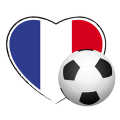 French football.