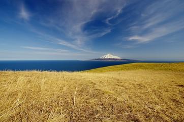 Mt.RISHIRI original scenery,Hokkaido 利尻富士