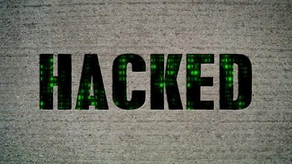 Hacked Crumbling Wall Code Matrix