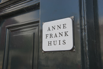 Anne Frankhaus in Amsterdam