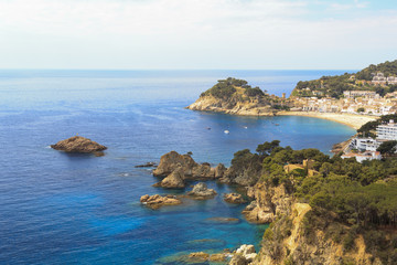 Cliffs of the Costa Brava