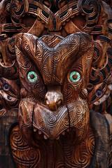 Maori Totem