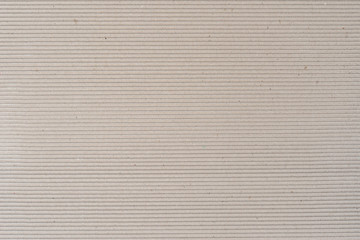 Texture of corrugated paper