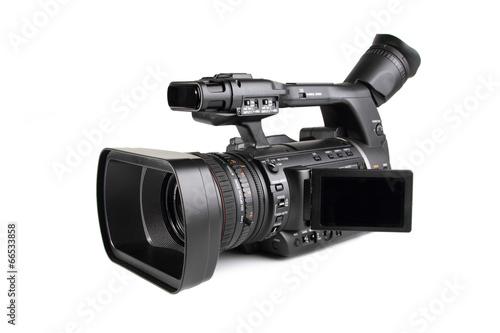 Professional digital video camera - 66533858