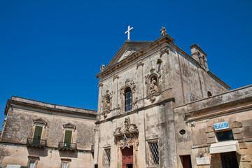 Martano, Chiesa dell'Immacolata - Puglia - Italy