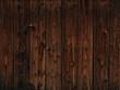 Old dark wood texture background - 66538036