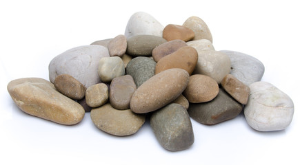 Pile of pebbles