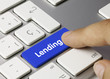 Lending. Keyboard - 66542200