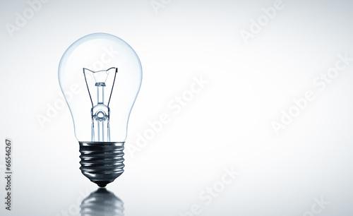 Leinwanddruck Bild lamp