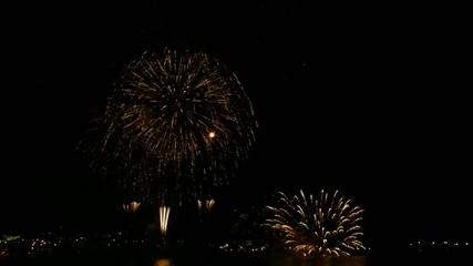 函館の港まつり花火大会