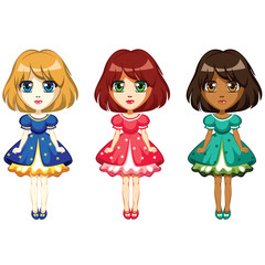 girls-dolls