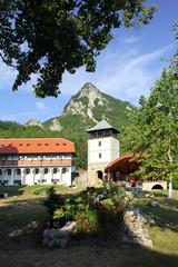 The Mileseva Monastery, Serbia