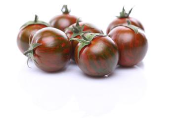 Green tiger tomato