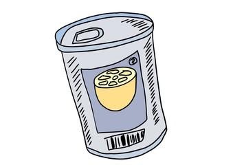 doodle juice can