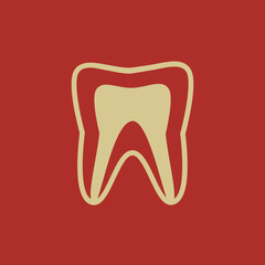 Dental Flat Icon