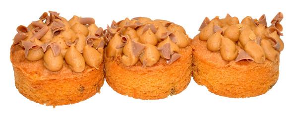 Individual Toffee Sponge Cakes