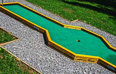 Golf Course for Children