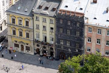 Panorama Lviv.