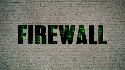 Firewall Crumbling Wall