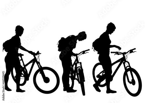 Cyclists women