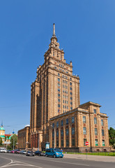 Latvian Academy of Sciences (1958) in Riga, Latvia
