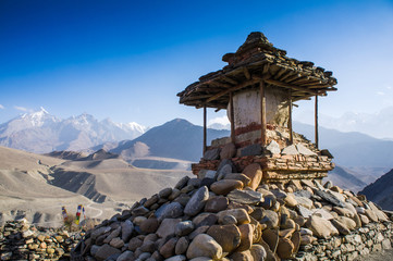 Nepal, Mustang