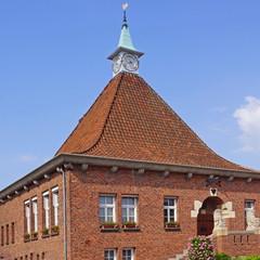 Raadhuis Arcen ( bei Venlo )