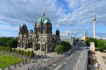 Berliner Dom, Museumsinsel, Schlossplatz, Berlin