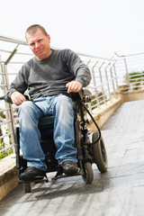 Paraplegic - Wheelchair