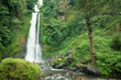 Waterfall in Bali jungle - 66568281