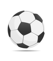 Lederball Fußball