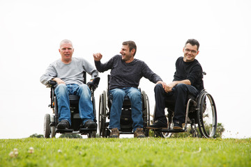 Disabled friends