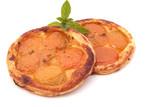 tartelette aux abricots
