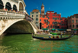 Fototapeta Canal in Venice, Italy