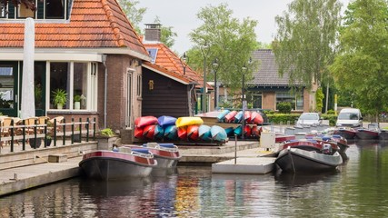 Boats for rent in Blokzijl Holland