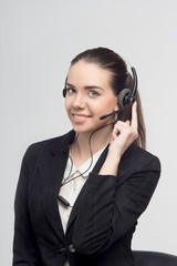 Manager in call center
