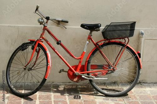 Papiers peints Velo Altes Fahrrad