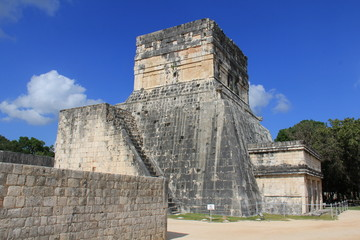 Chichen Itza ( Yucatan, Mexique)