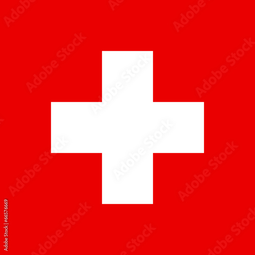Flag of Swiss - 66576669