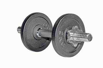 Sports and training dumbbell
