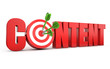 content seo target
