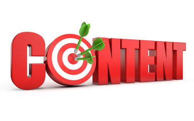content seo target