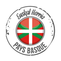 stamp Euskal Herria