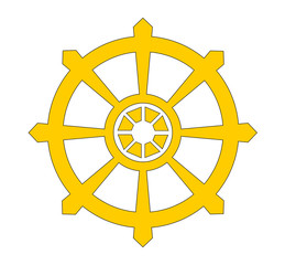 Dharma Wheel (Dharmachakra)