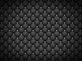 Gray background embroidered by pearl grid.