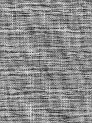 Seamless Gray Burlap Background