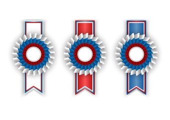 Three Rosettes