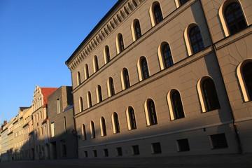 Collegienstraße in Wittenberg